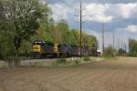 CSXT Train Q32717