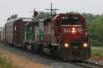 CP Train X50001