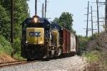 CSXT Train Q32706