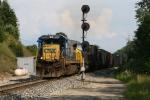 CSXT Train K35710