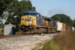 CSXT Train Q32730