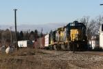 CSXT Train Q32629