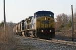 CSXT Train G01005