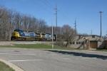 CSXT Train K35712