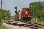 CP Train X50023