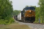 CSXT Train L32623