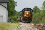 CSXT Train R38028