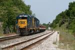CSXT Train W05504