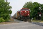 CP Train X50006