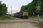CSXT Train L32606