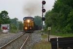 CSXT Train K35707