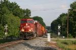 CP Train X50012