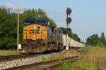 CSXT Train W07823