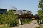 CSXT Train L32611