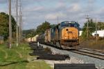 CSXT Train Q33411