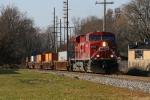 CP Train X50013