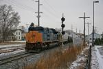 CSXT Train L32626