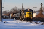 CSXT Train L32609
