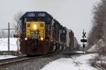 CSXT Train Q33523