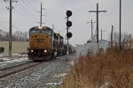 CSXT Train Q33431