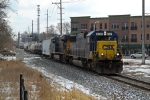 CSXT Train Q33531