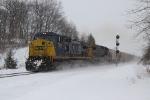 CSXT Train Q33513