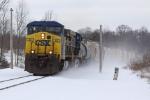 CSXT Train Q33413