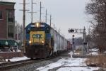CSXT Train L32620