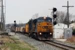 CSXT Train Q33403