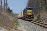CSXT Train Q33410