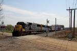 CSXT Train Q32710