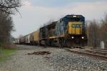 CSXT Train G85209