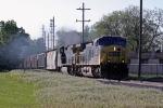 CSXT Train L32618