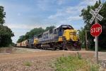 CSXT Train Q33405