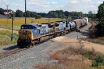 CSXT Train Q33512