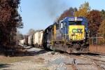 CSXT Train Q33417