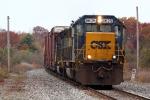 CSXT Train Q33424