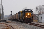 CSXT Train G942
