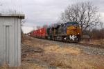 CSXT Train Q19504