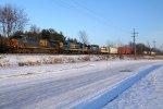 CSXT Train Q33529