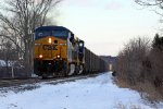 CSXT Train N90006
