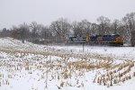 CSXT Train Q33522