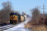 CSXT Train Q33530