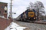 CSXT Train G78012