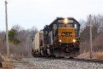 CSXT Train Q33419