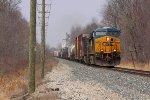 CSXT Train Q33401