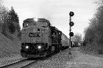 CSXT Train Q33503