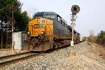 CSXT Train Q33511