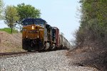 CSXT Train Q33521