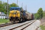 CSXT Train 33421